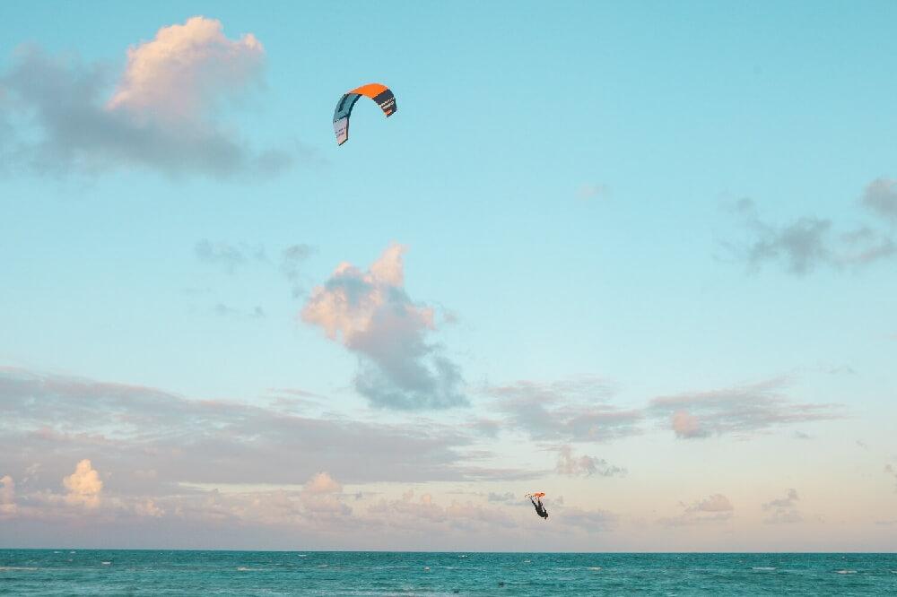 schönsten Strände auf Kuba Kitesurfen