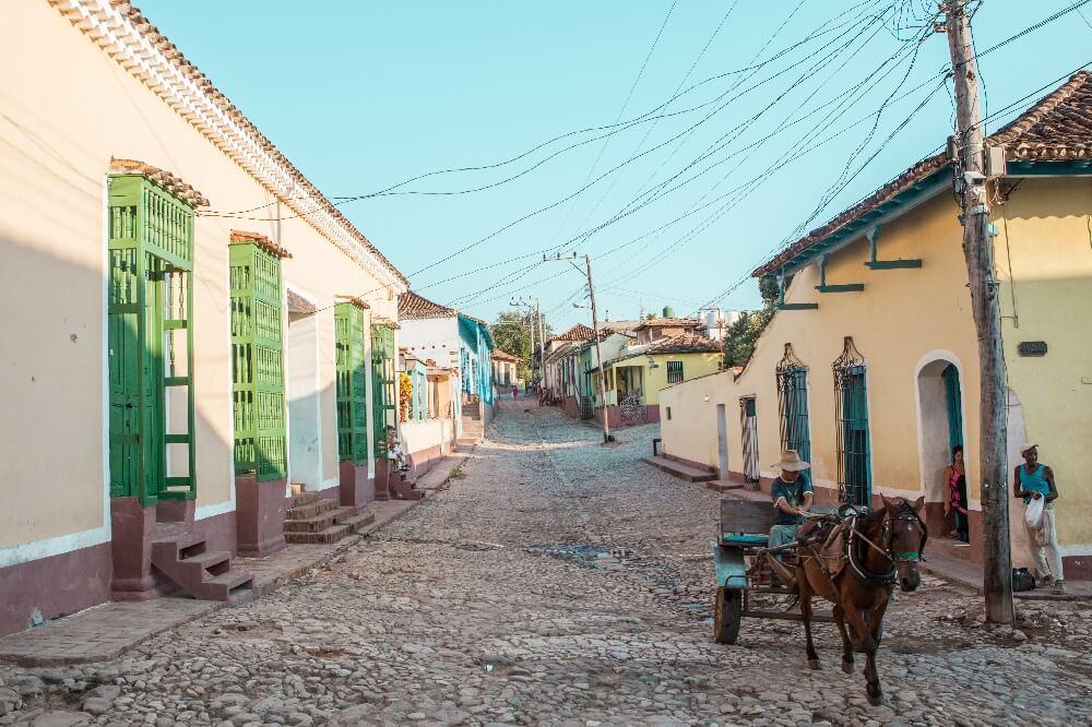 Trinidad Stadt