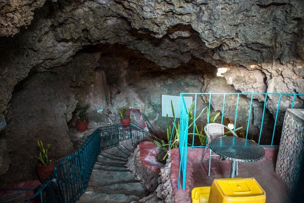 Höhlendisco Trinidad Kuba