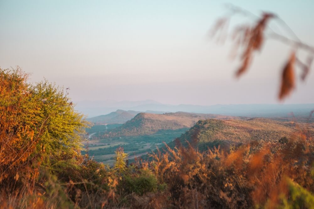 Cerro de la Vigía Ausblick