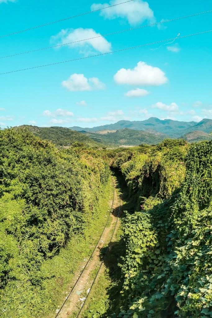 Zugstrecke Trinidad
