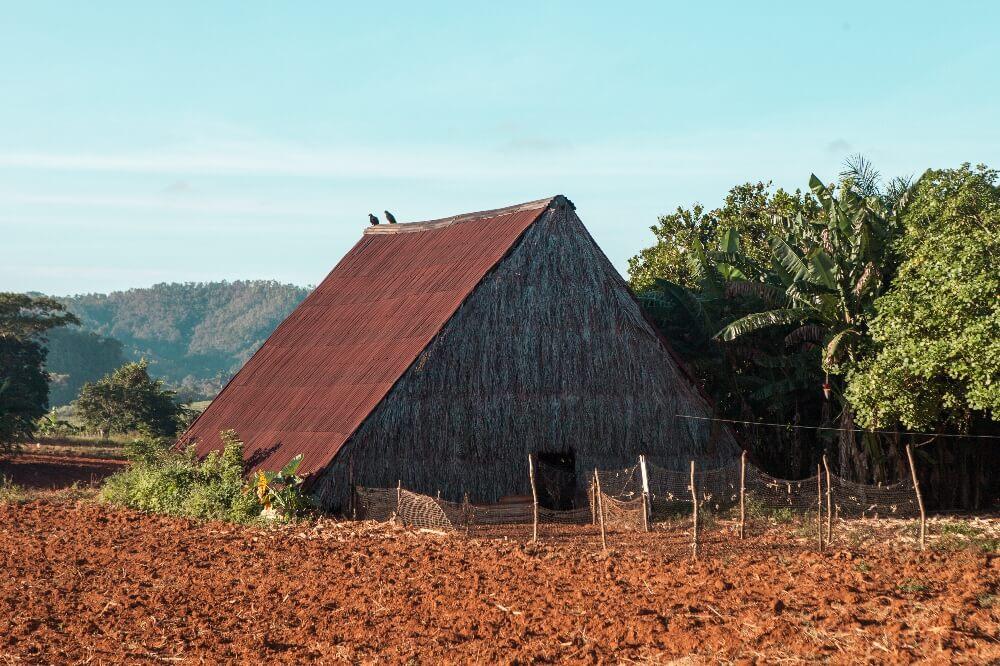Farmhaus in Vinales in Kuba