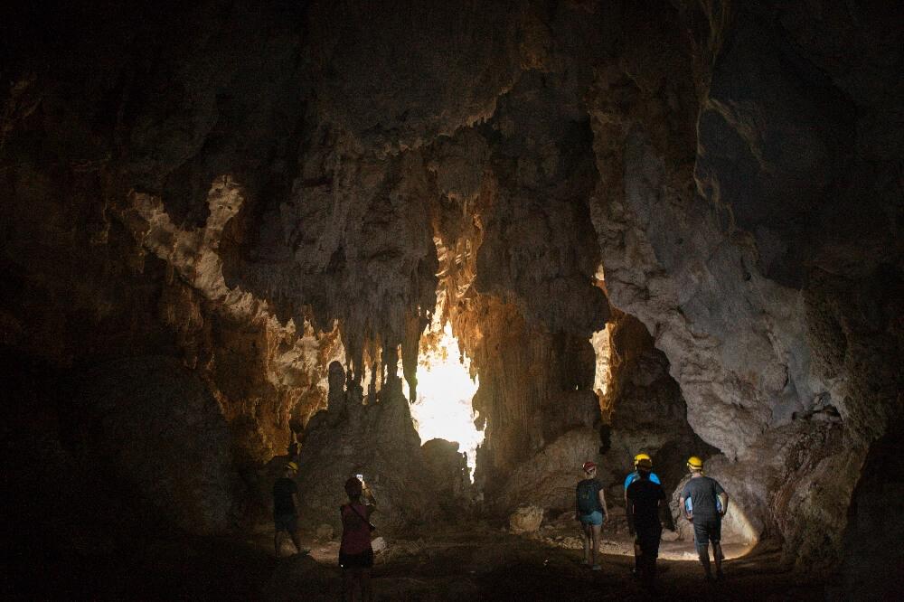 Cueva de Santo Tomas in Vinales