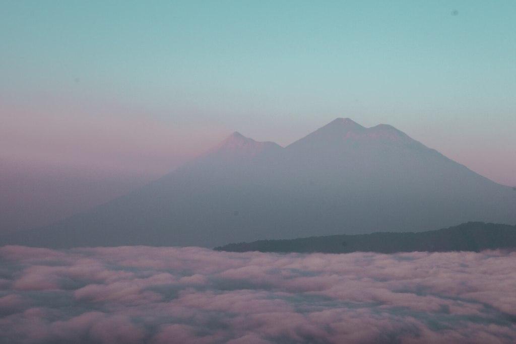 Vulkan Ausblicke Fuego