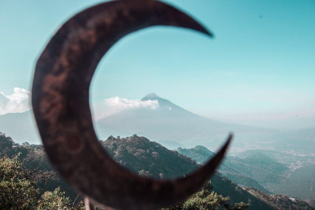 Vulkan Ausblicke