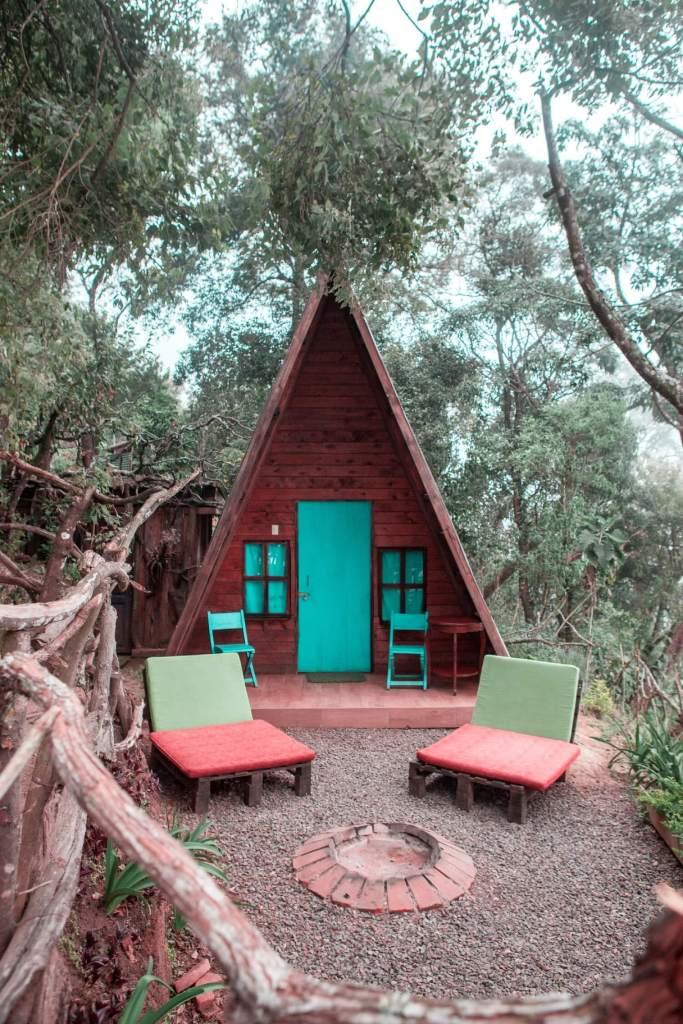 Hütte Altamira