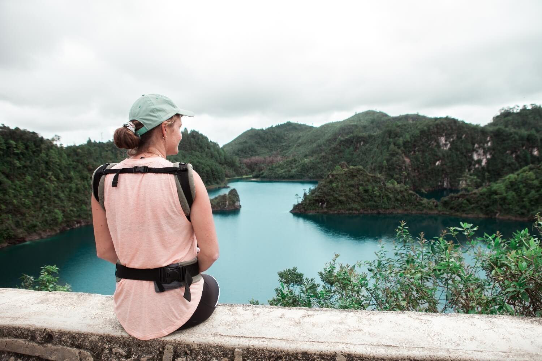 Titelbild Lagunas de Montebello in Chiapas
