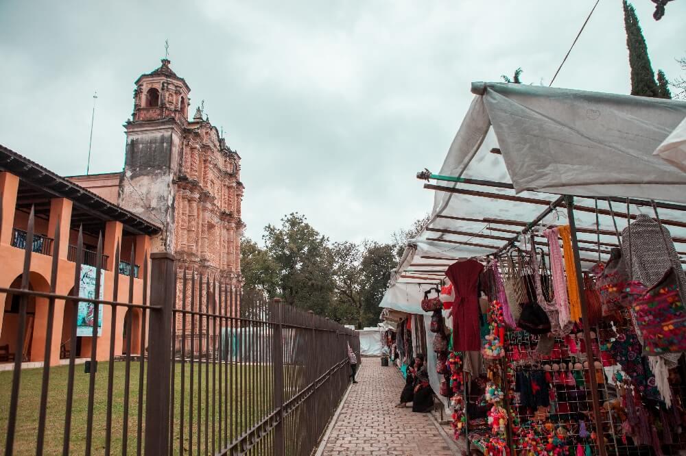 Kirche Convento de Santo Domingo de Guzmán