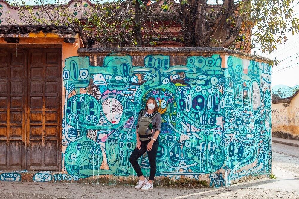 San Cristobal de las Casas Streetart