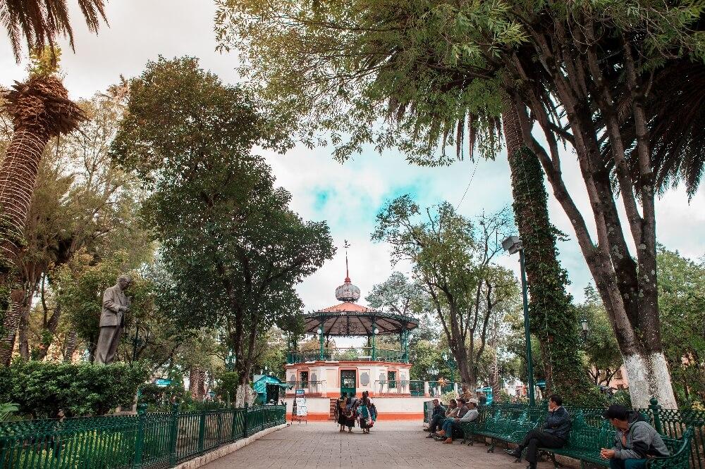 Plaza 31 de Marzo