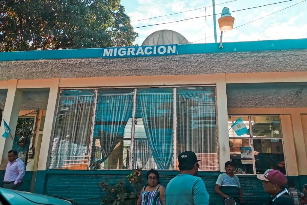 Migration Guatemala