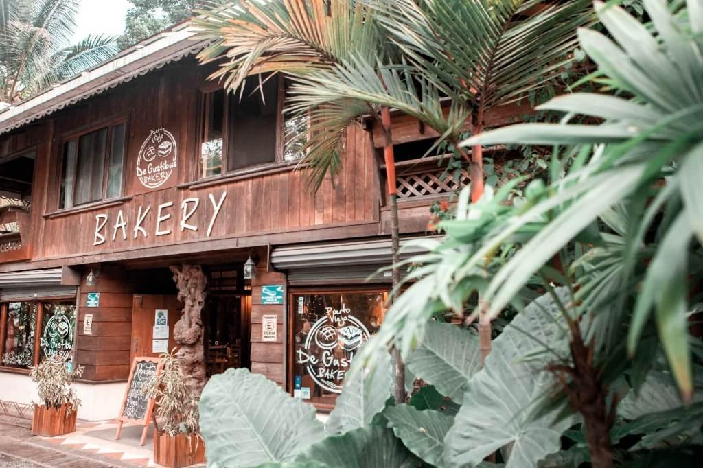 Bäckerei in Puerto Viejo