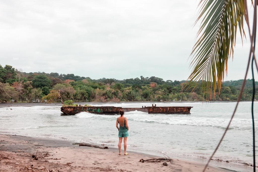 Karibikküste von Costa Rica Playa Negro