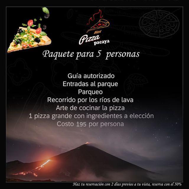 Pizzatour Ausflüge ab Guatemala Stadt