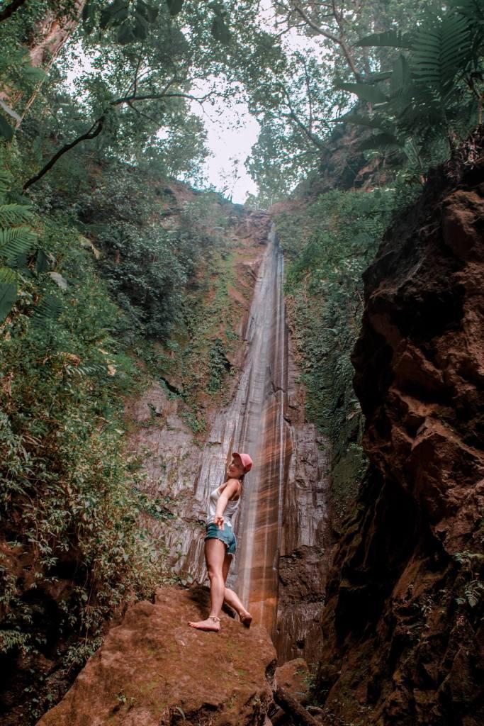 Wasserfall Guatemala