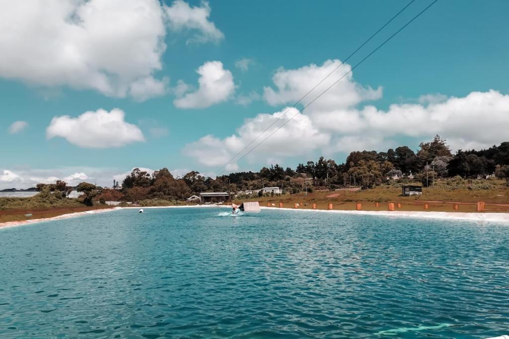 Wakeboarden Guatemala