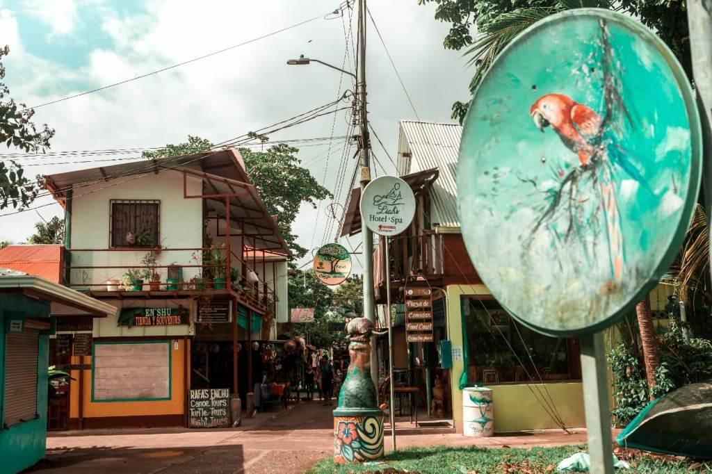 Ortschaft Tortuguero
