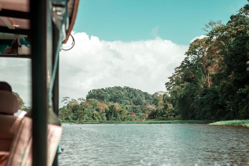 Tortuguero Nationalpark in Costa Rica Cerro