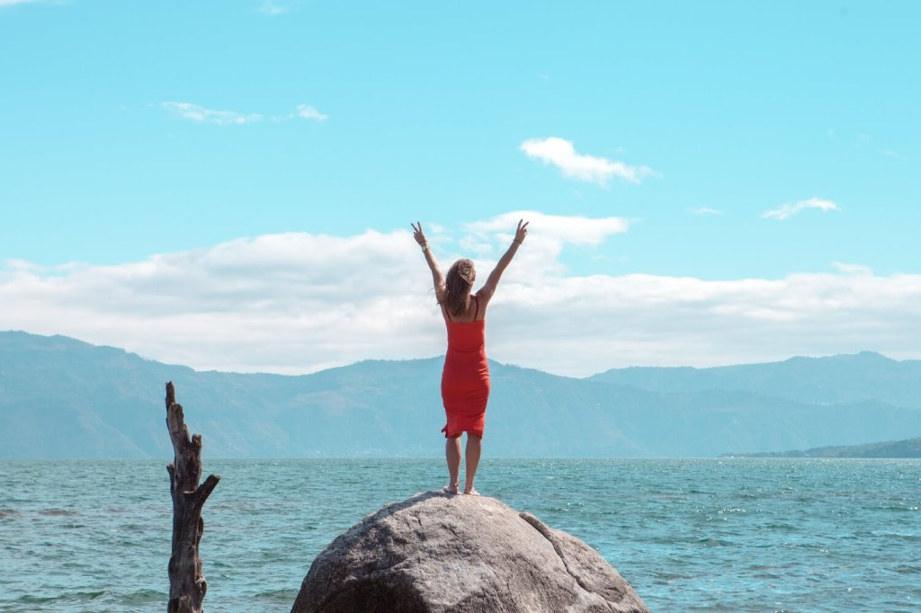 Beste Reisezeit Guatemala Lago Atitlan