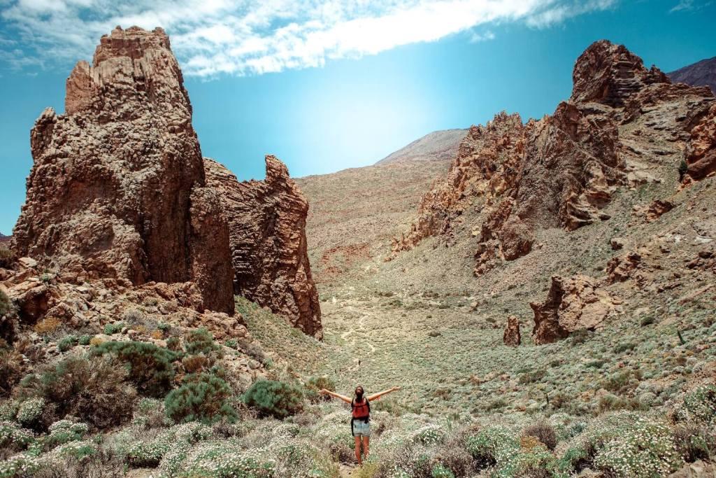 Roques de Garcia Nationalpark El Teide