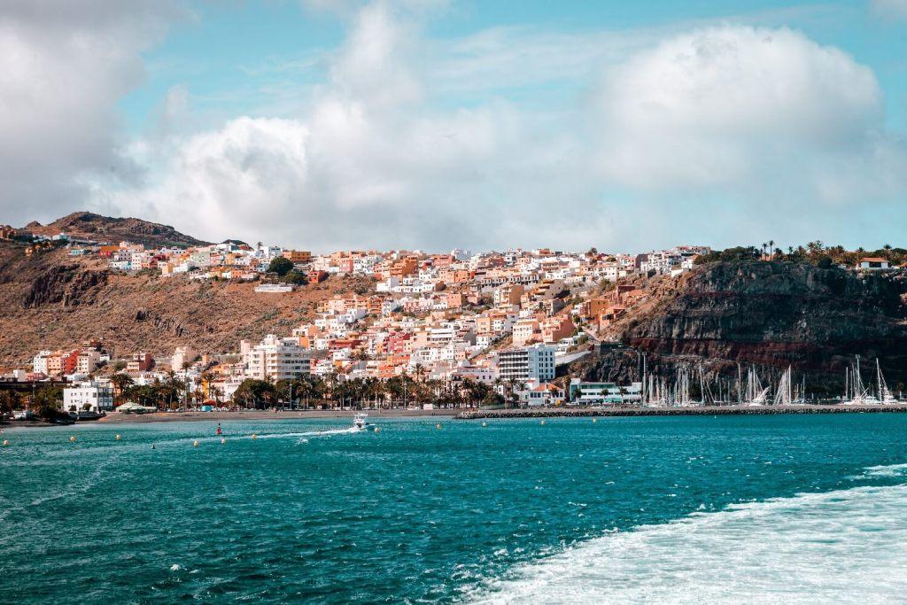 Fähre von Teneriffa nach La Gomera