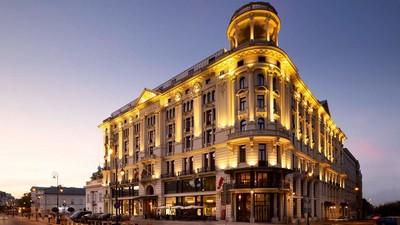 HomeHotel Bristol, a Luxury Collection Hotel
