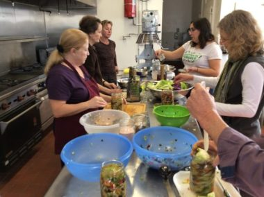 Winter Sauerkraut Workshop