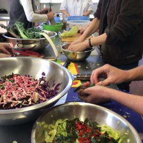 Winter Sauerkraut Workshop