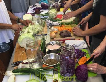 Summer WILD fermentation workshop