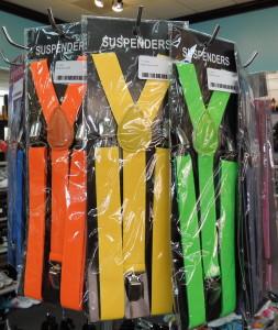 Exchg suspenders
