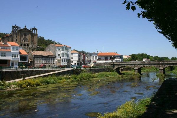 24 Hours In Padron On The Portuguese Camino De Santiago.