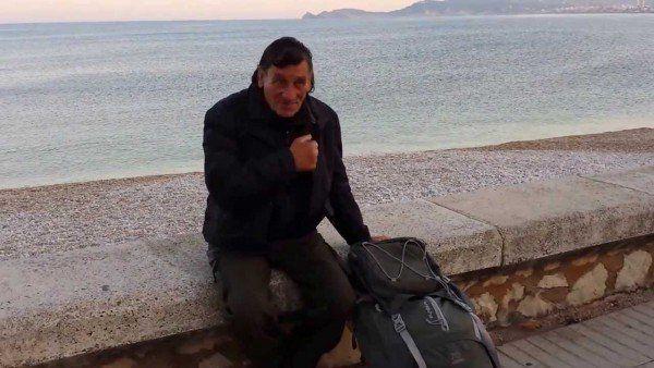 """The Pilgrim"" Jose Antonio Garcia's Near-Death Experience Began An Epic 107km Adventure."