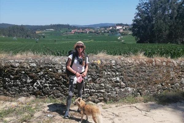 Perseverance On The Portuguese Central Camino De Santiago