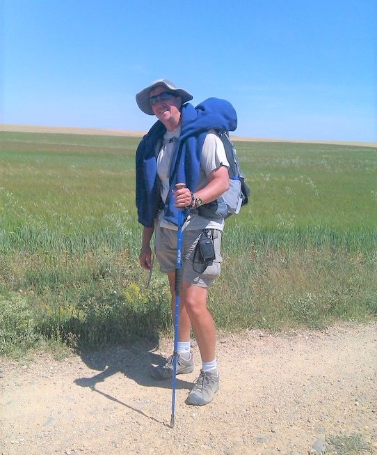 John Clark On How The Camino Taught Him We Are All Looking For The Same Three Things In Life.