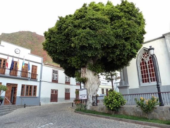 Agulo - Iglesia de San Marcos - La Gomera