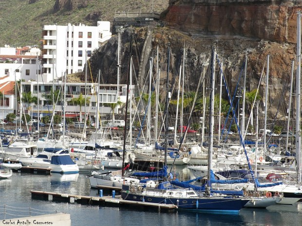 Puerto de San Sebastián de La Gomera - La Gomera