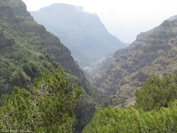 Valle Gran Rey - Arure - La Gomera