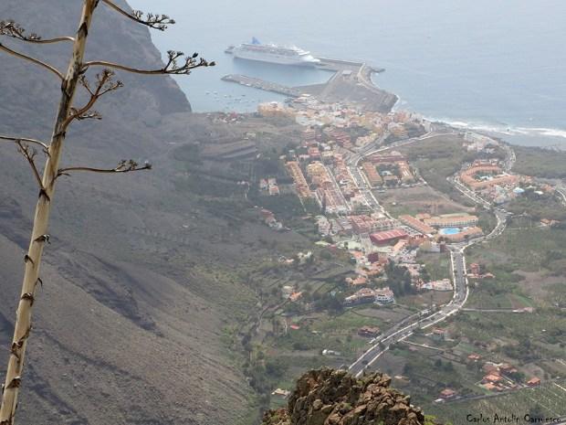 Valle Gran Rey - Las Vueltas - La Gomera