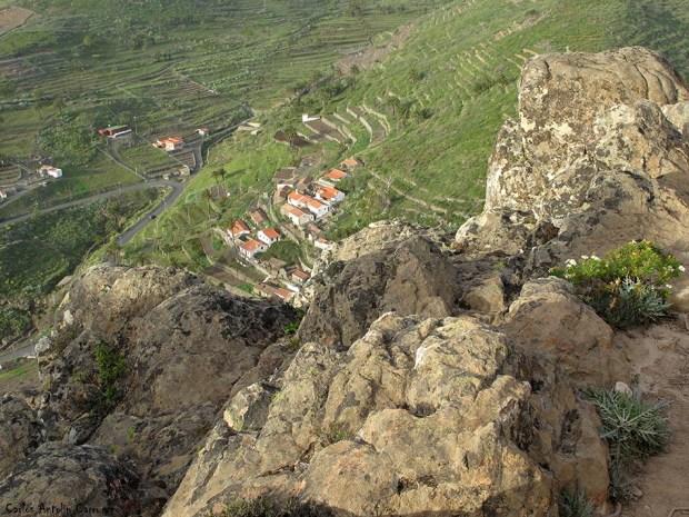 Pavón - La Fortaleza - La Gomera