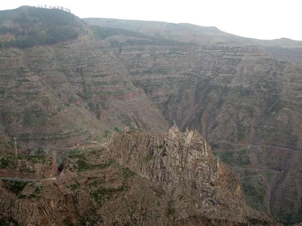 Barranco de Erque - La Gomera