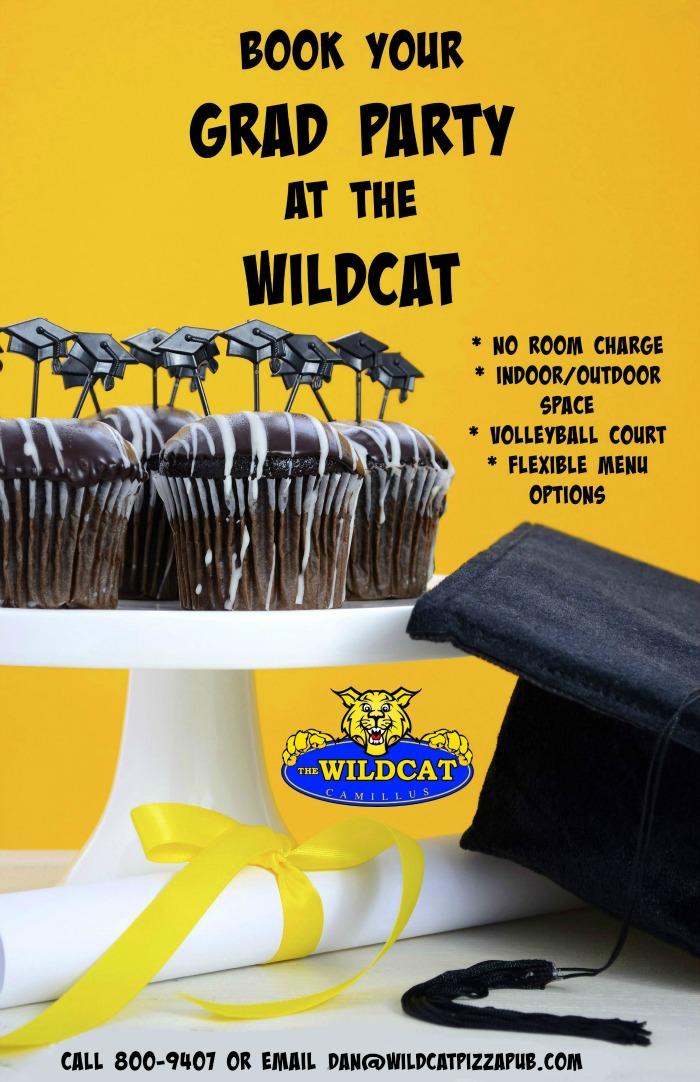 Wildcat Grad Parties