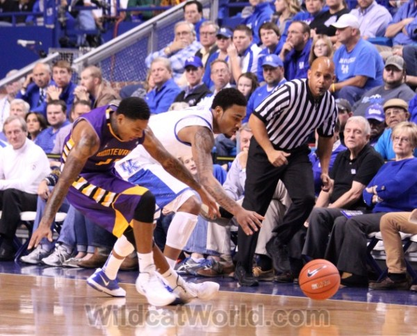 Photo Gallery: Kentucky vs. Montevallo – Walter's Wildcat ...