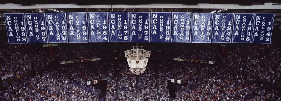 The UK Athletics office wants to clarify the Final Four banner comment