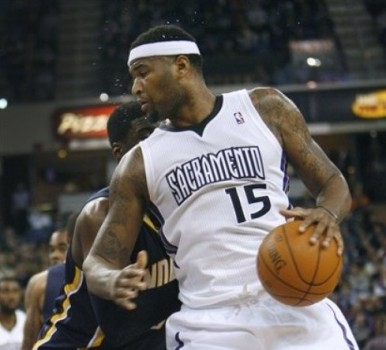 DeMarcus Cousins - photo by Steve Yeater   AP
