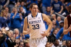Kyle Wiltjer - photo by Tammie Brown | WildcatWorld.com