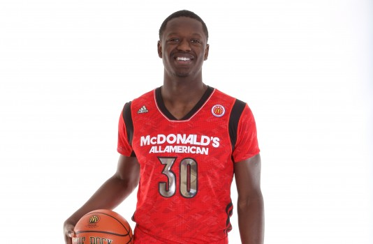 Julius Randle - photo from McDonald's