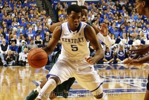 Andrew Harrison - photo by Bo Morris | Kentucky Sports Review