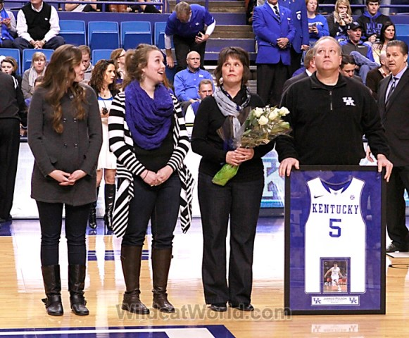 Jarrod Polson's Family - photo by Bo Morris