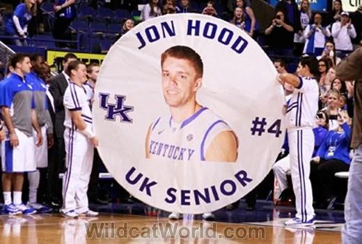 Jon Hood - photo by Bo Morris for WildcatWorld.com