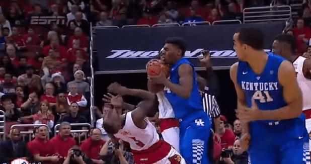 Chris Jones Flop